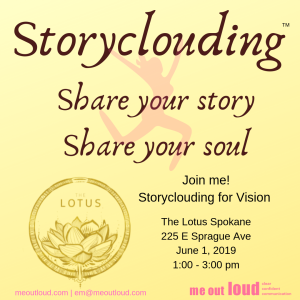 Share your story, share your soul